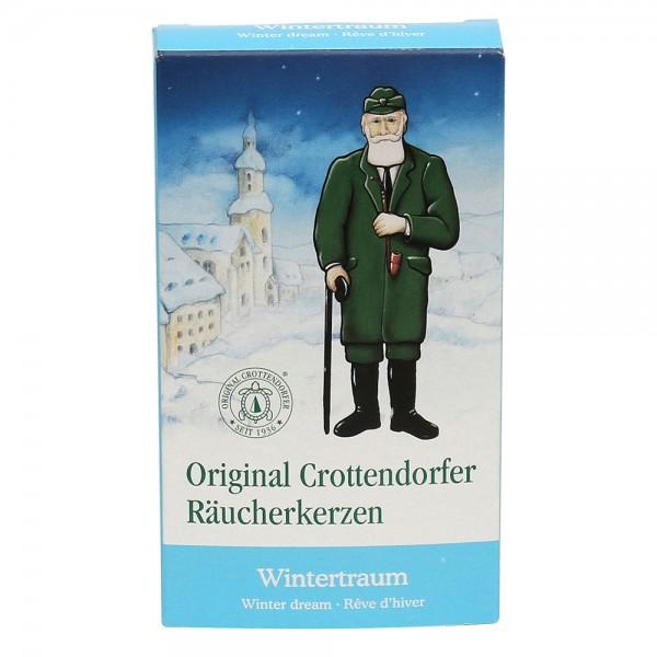 Crottendorfer-Räucherkerzen Wintertraum 6 x 2 x 11 cm