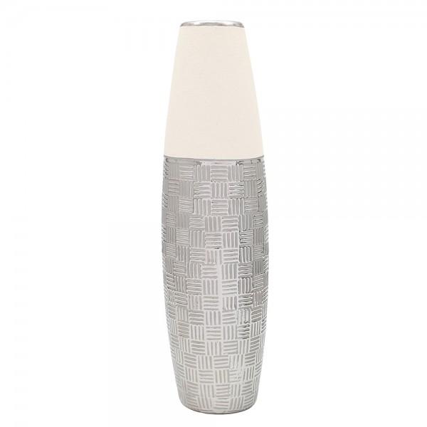 Keramik Vase Bali lang 14 x 13,5 x 51 cm XXL
