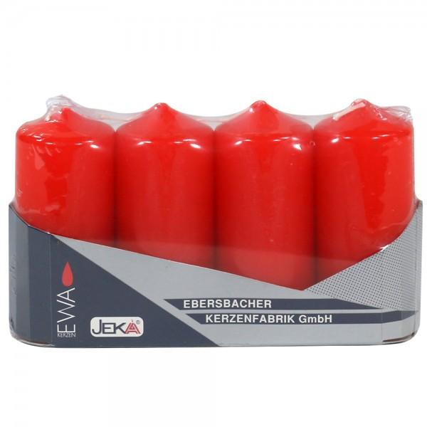4er Set Stumpentray 4-40-90, rot 4 x 4 x 9 cm