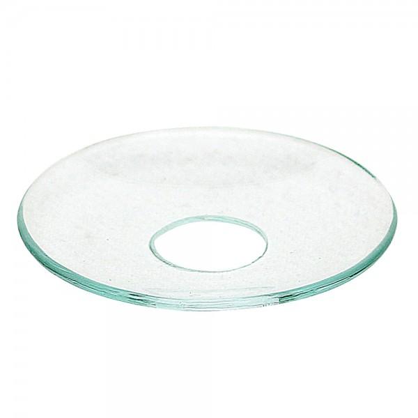 Glas Manschette klar 50/15 mm (01001-50-15) 5 x 5 x 0,8 cm