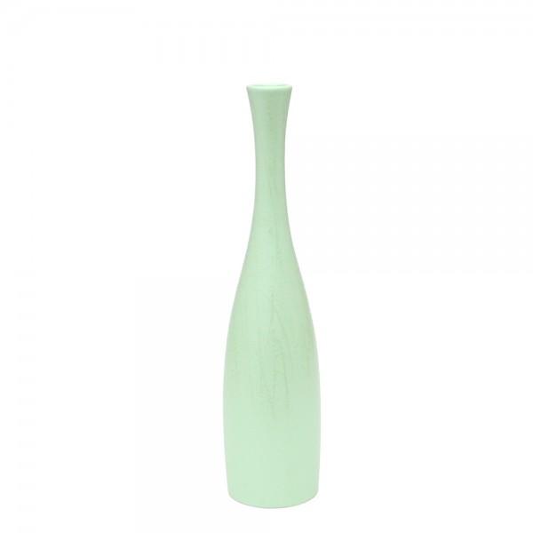 Keramik Vase Flasche, SAVA 8,5 x 8,5 x 37,5 cm