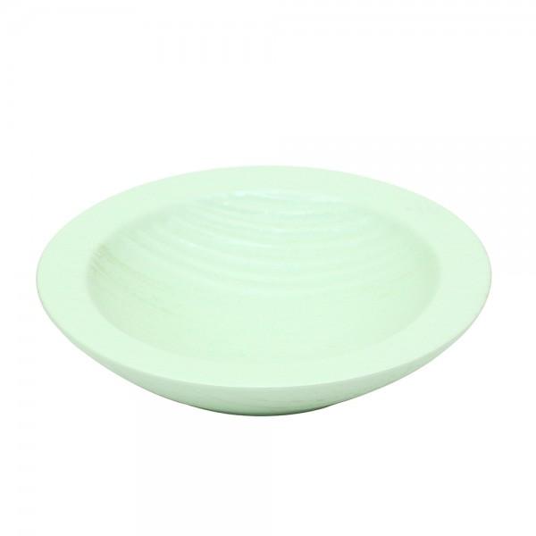 Keramik Schale Linea, SAVA 24 x 24 x 5 cm