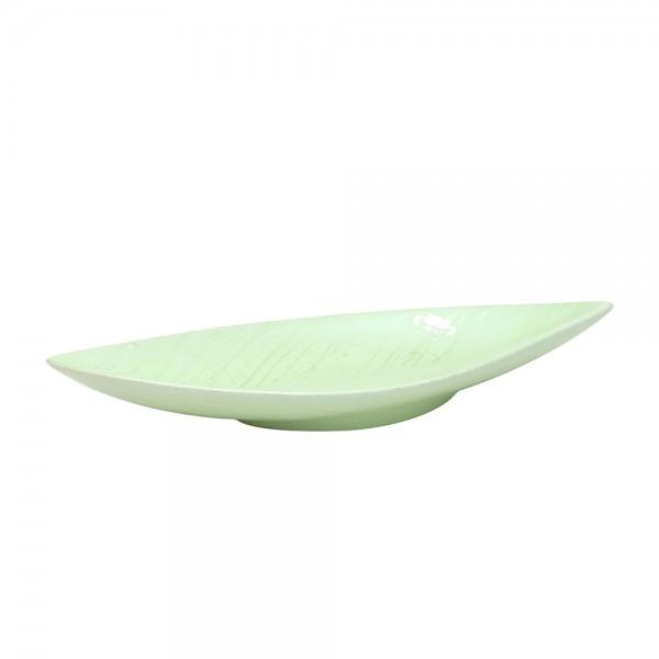 Keramik Schale Dorado, SAVA 36,5 x 14,5 x 4,5 cm