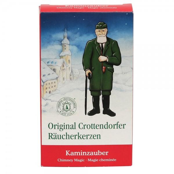 Crottendorfer-Räucherkerzen Kaminzauber 6 x 2 x 11 cm