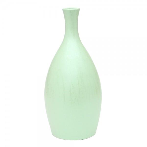 Keramik Vase Linea schmal, SAVA 14 x 14 x 31 cm