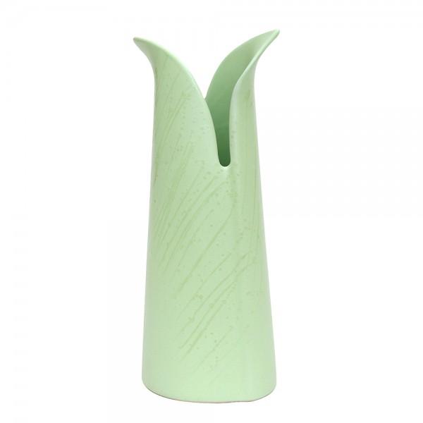 Keramik Vase Sing, SAVA 12 x 10 x 27 cm