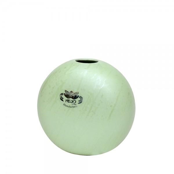 Keramik Kugelvase flach, SAVA 12,5 x 7 x 12 cm