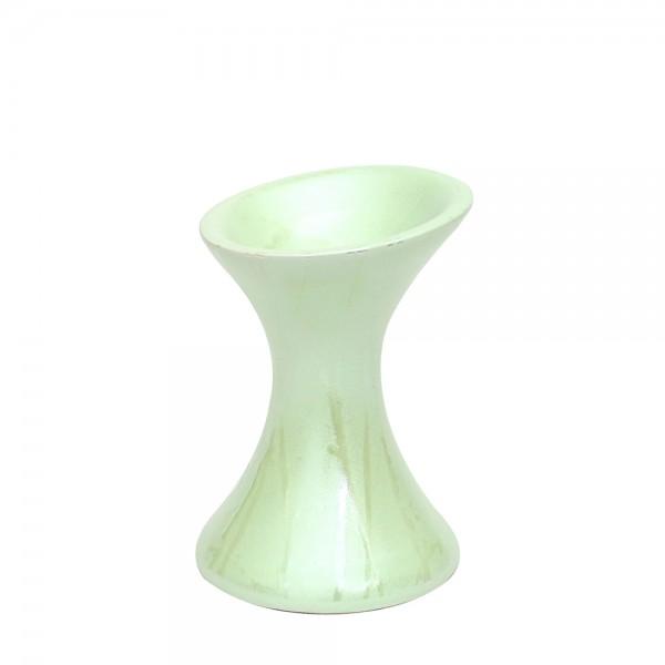 Keramik Kerzenhalter, SAVA 8 x 8 x 12 cm