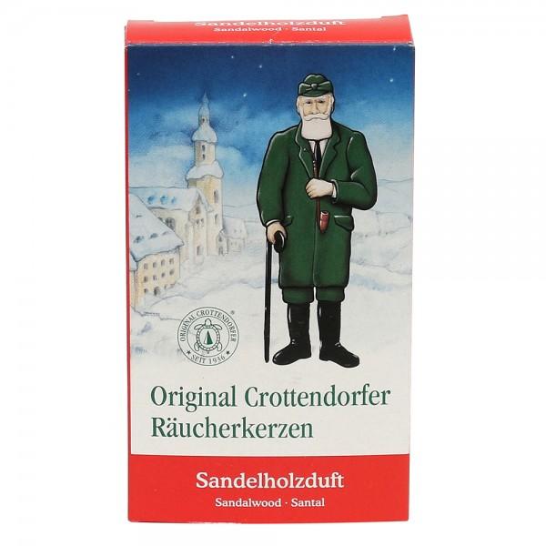 Crottendorfer-Räucherkerzen Sandel 6 x 2 x 11 cm
