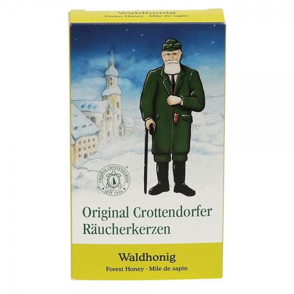 Crottendorfer-Räucherkerzen Waldhonig 6 x 2 x 11 cm