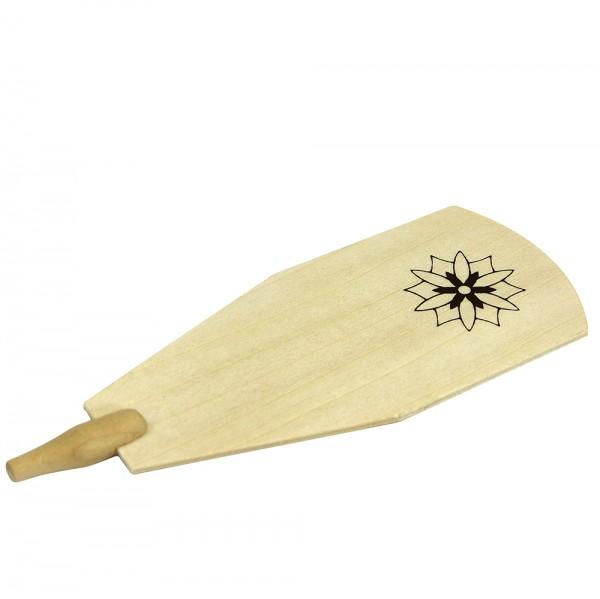 Holz Ersatzflügel groß für Pyramiden 13 x 5 cm