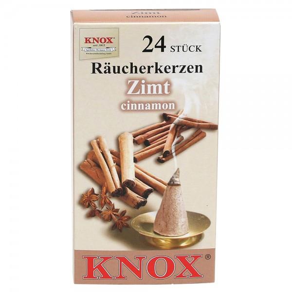 KNOX-Räucherkerzen Zimt 6,5 x 2,2 x 12,5 cm