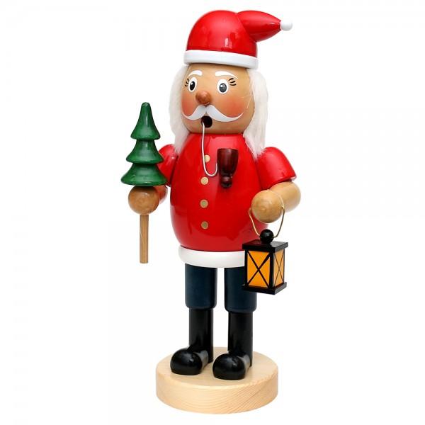 Holz Räuchermann Weihnachtsmann 14,5 x 12 x 34 cm XXL