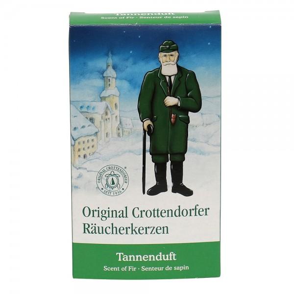 Crottendorfer-Räucherkerzen Tannenduft 6 x 2 x 11 cm