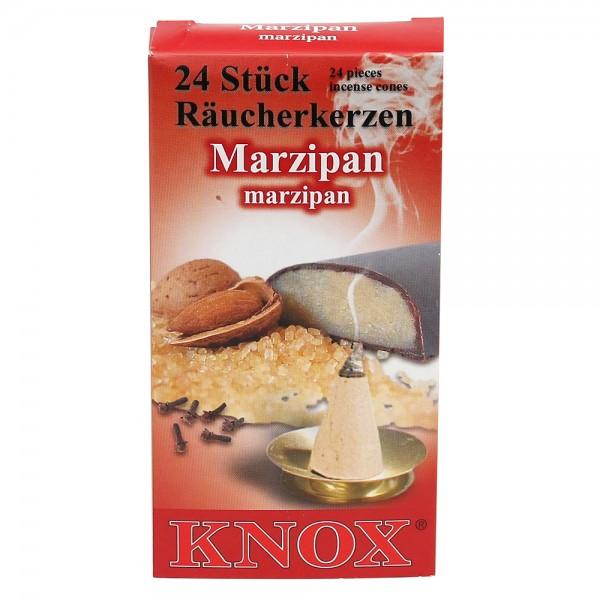 KNOX-Räucherkerzen Marzipan 6,5 x 2,2 x 12,5 cm
