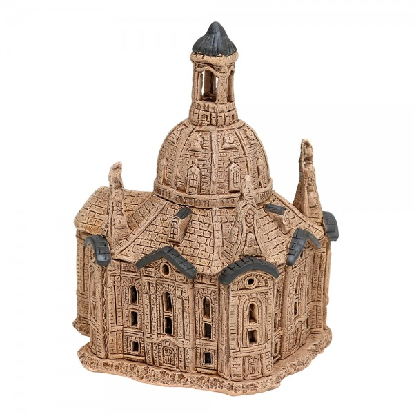 Keramik Lichthaus Frauenkirche 11 x 9 x 15 cm