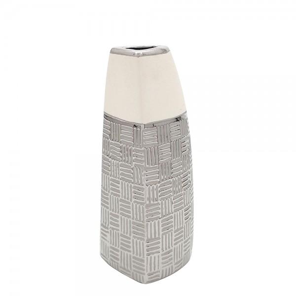 Keramik Vase Bali Segel 11 x 9 x 25 cm